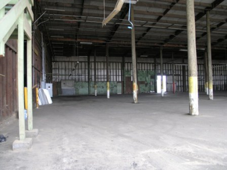 Jackel Enterprises new location retrofit progress
