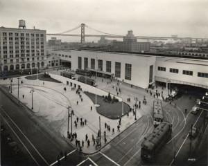 San Francisco Transbay Terminal 1939